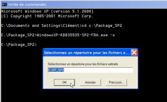 Windowsxp kb835935 sp2 fra